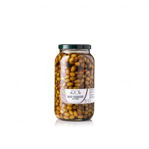 olive taggiasche in vaso