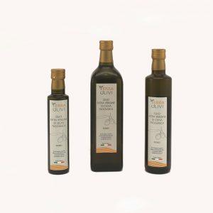 Olio evo monocultivar di oliva taggiasca
