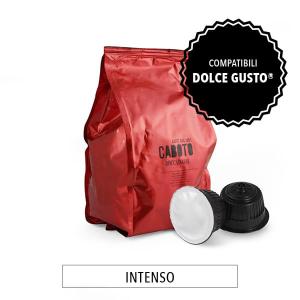 capsule compatibili nescafè dolce gusto boccadasse sapore intenso caffè caboto