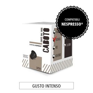 capsule nespresso boccadasse caffè caboto